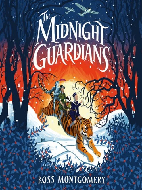 The Midnight Guardians Cover