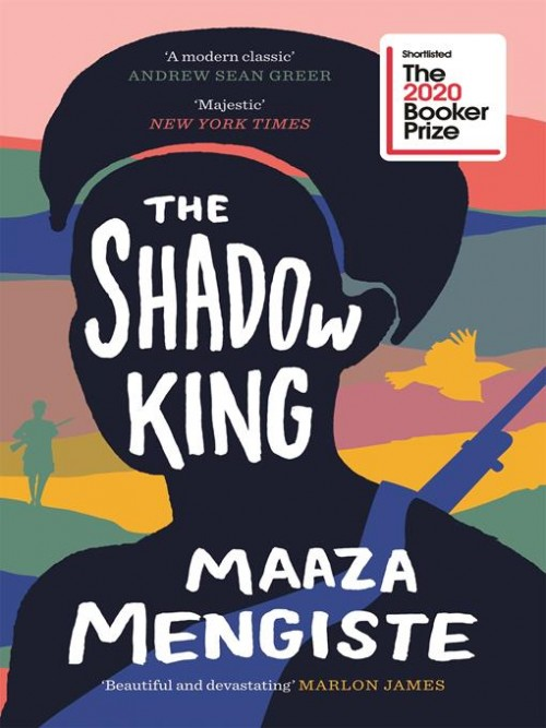 The Shadow King Cover