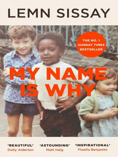 My Name is Why Cover