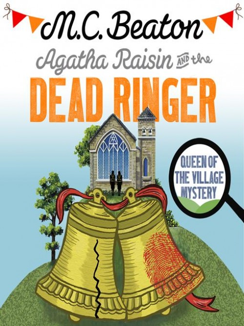 Agatha Raisin and the Dead Ringer Cover