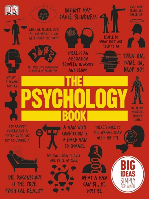 The Psychology Book Cover
