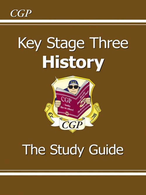 Key Stage Three History: The Study Guide Cover