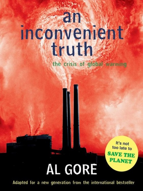 An Inconvenient Truth: The Crisis of Global Warming (young Adult Version) Cover