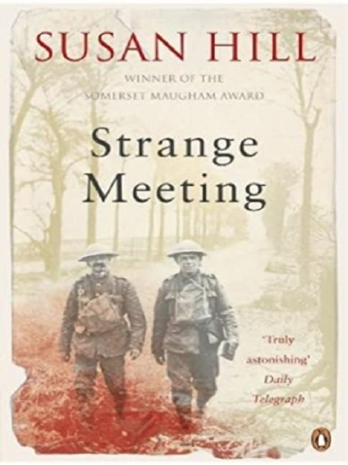 Strange Meeting Cover