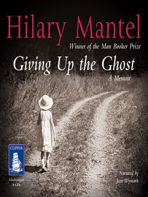 Giving Up the Ghost Cover