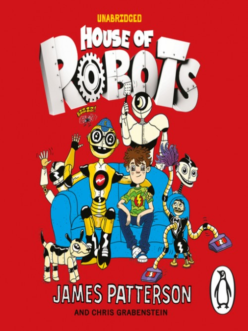 House of Robots Book 1 Cover