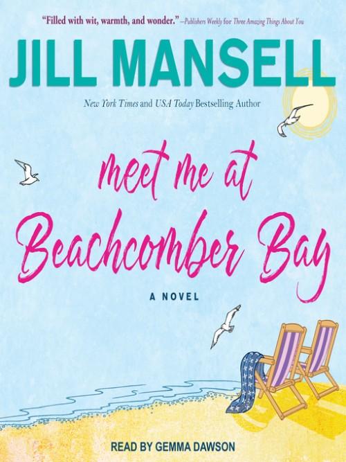 Meet Me At Beachcomber Bay Cover