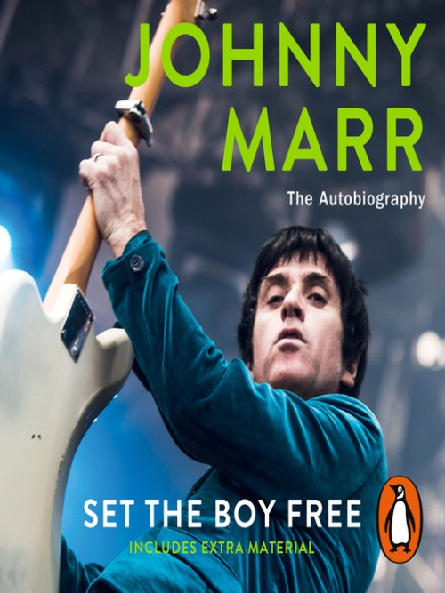 Set the Boy Free Cover