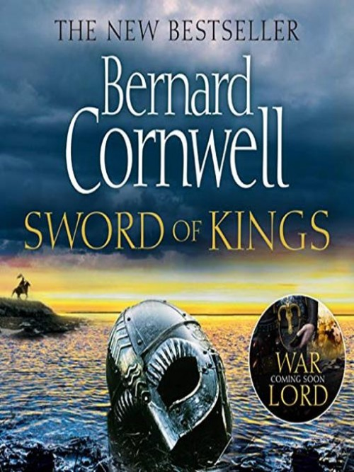The Last Kingdom Book 12: Sword of Kings Cover