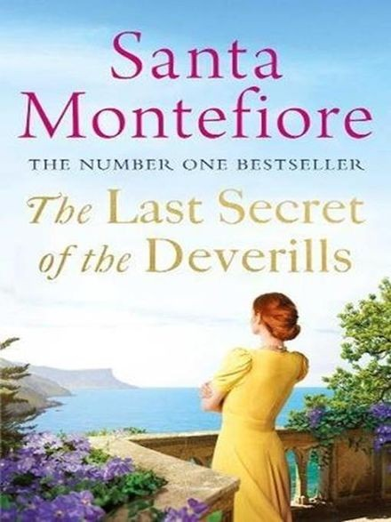 The Deverill Chronicles Book 3: The Last Secret of the Deverills Cover
