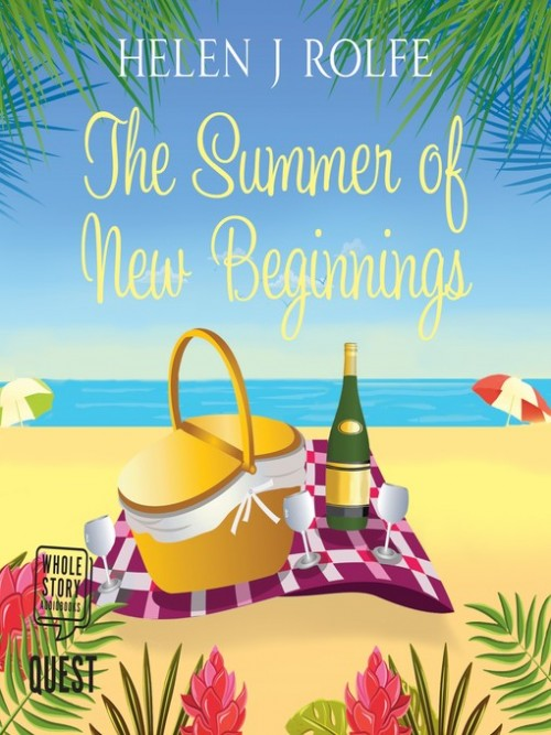 The Summer of New Beginnings Cover