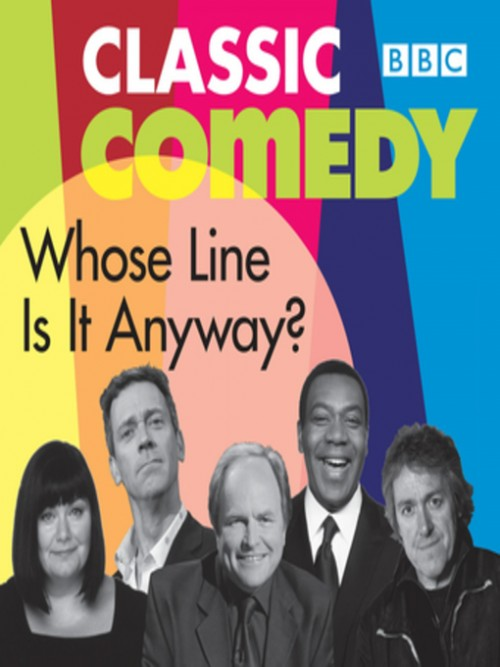 Whose Line Is It Anyway Cover