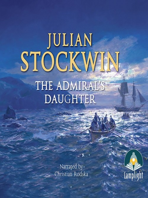 Thomas Kydd Book 8: The Admiral's Daughter Cover