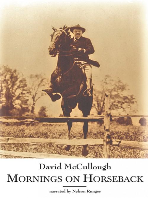 Mornings on Horseback Cover