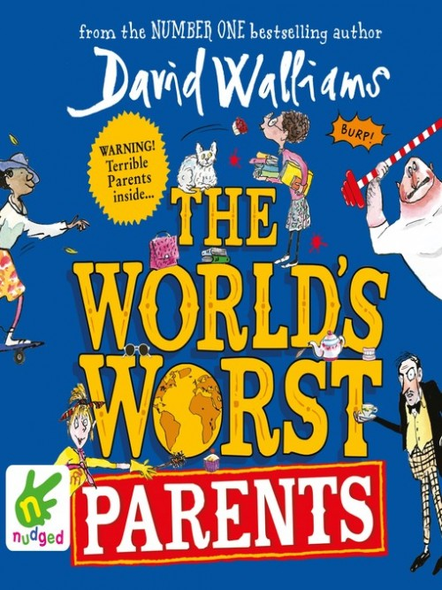 The World's Worst Parents Cover