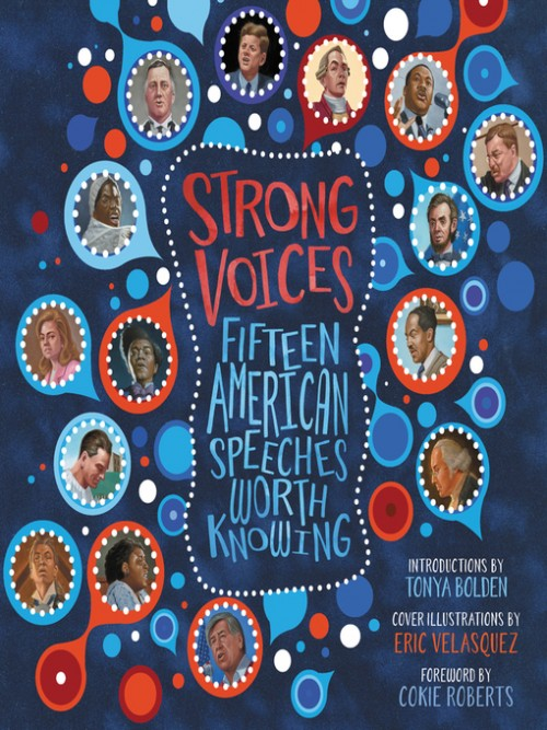 Strong Voices Cover