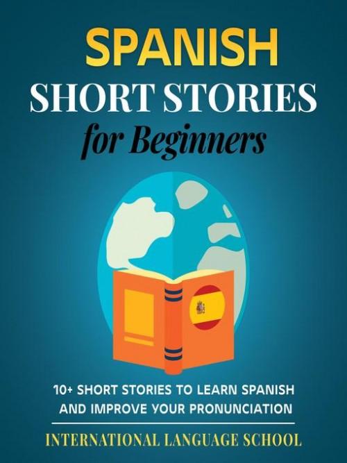 Spanish Short Stories for Beginners Cover