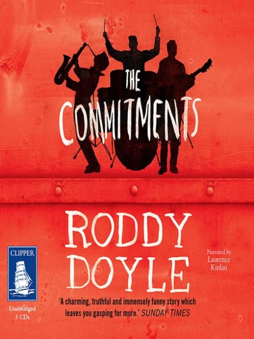 The Commitments Cover