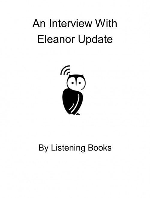 An Interview With Eleanor Updale Cover