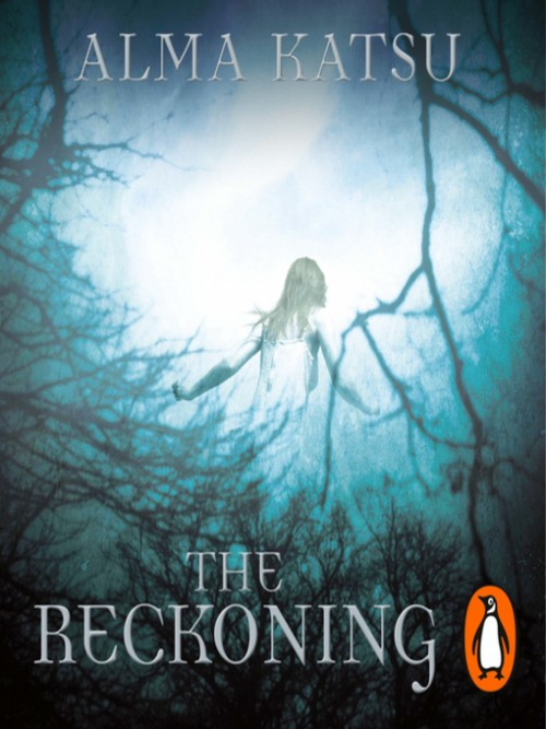 The Taker Trilogy Book 2: The Reckoning Cover