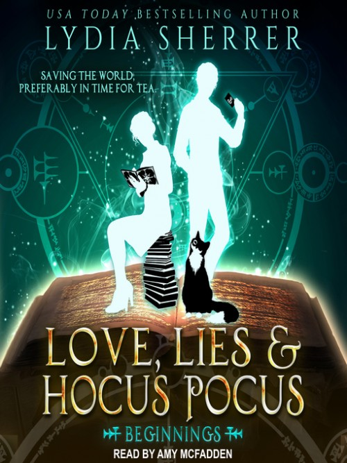 Lily Singer Book 1:  Love, Lies, and Hocus Pocus-Beginnings Cover