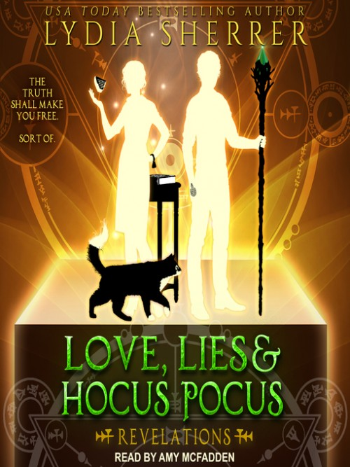 Lily Singer Book 2:  Love, Lies, and Hocus Pocus-Revelations Cover
