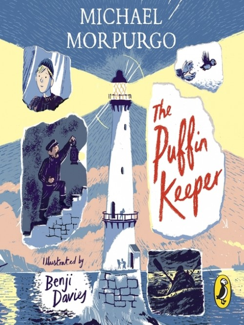 The Puffin Keeper Cover