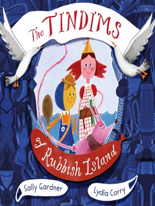 The Tindims of Rubbish Island Cover