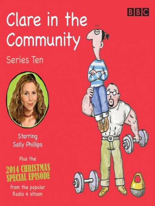 Clare In the Community: Series 10 & Christmas Special Cover