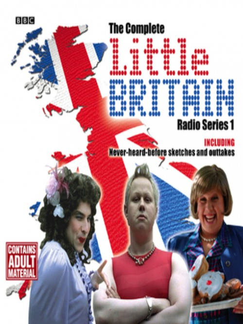 Little Britain: Radio Series 1 Cover