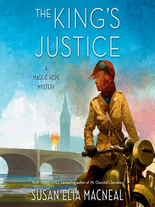 Maggie Hope Series Book 7: The King's Justice Cover
