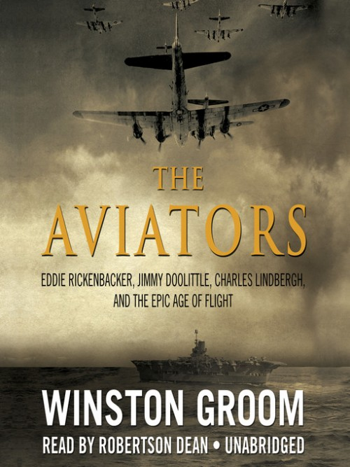 The Aviators Cover