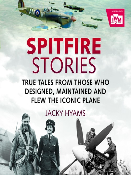 Spitfire Stories Cover