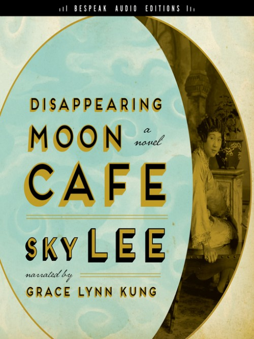 Disappearing Moon Cafe Cover