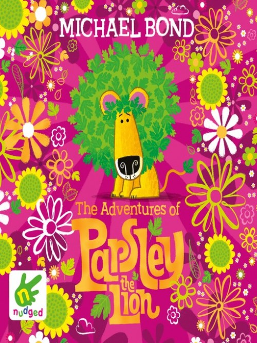 The Adventures of Parsley the Lion Cover