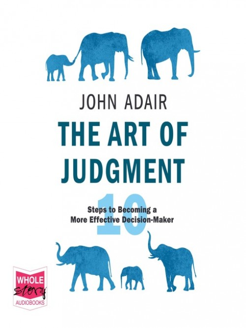 The Art of Judgement Cover