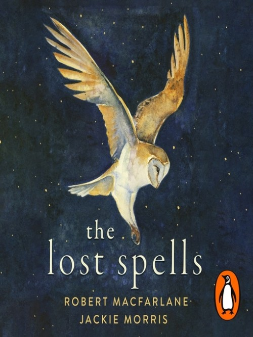 The Lost Spells Cover