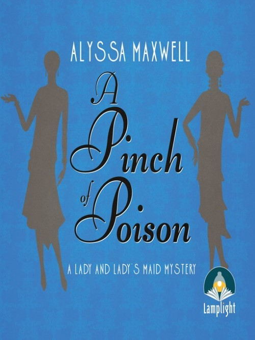 Lady and Lady's Maid Mystery Book 2: A Pinch of Poison Cover