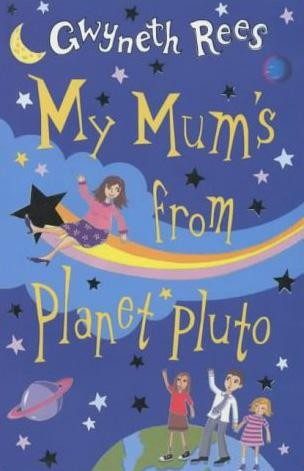 My Mum's From Planet Pluto Cover