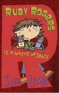 Ruby Rogers Is A Waste of Space Cover