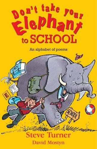 Don't Take Your Elephant To School Cover