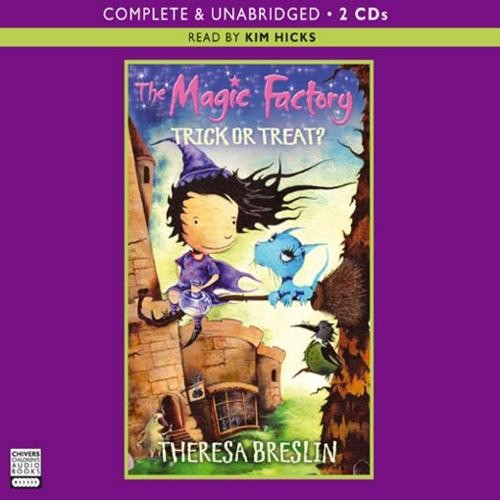 The Magic Factory: Trick Or Treat Cover