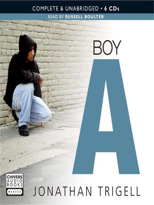 Boy A Cover