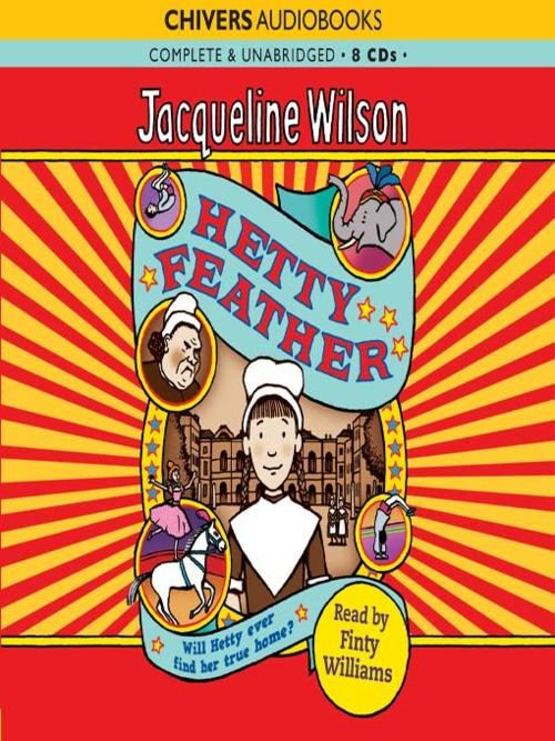 Hetty Feather Cover