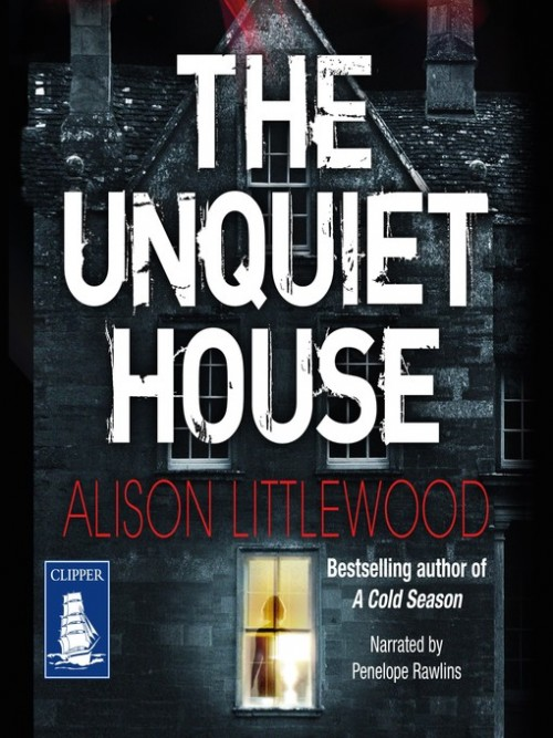 The Unquiet House Cover