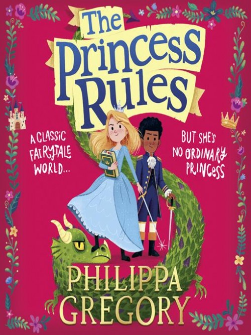 The Princess Rules Book 1: The Princess Rules Cover