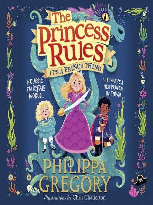 The Princess Rules Book 2: It's a Prince Thing Cover