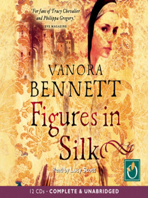 Figures In Silk Cover