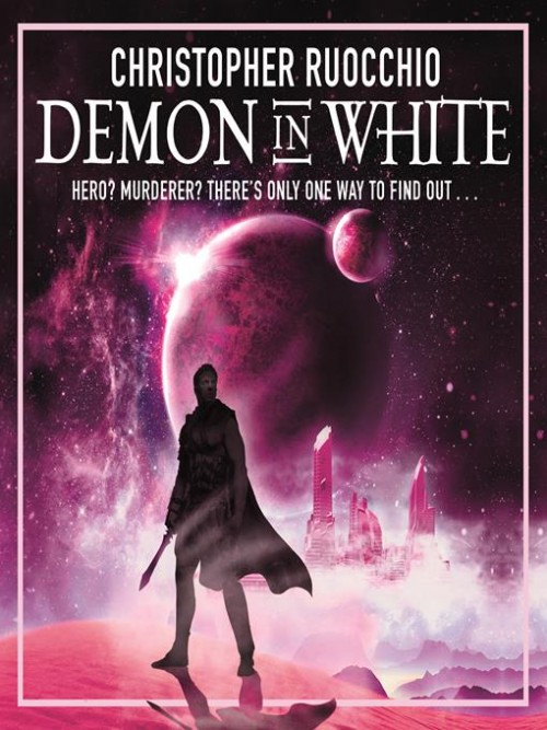 Sun Eater Book 3: Demon in White Cover