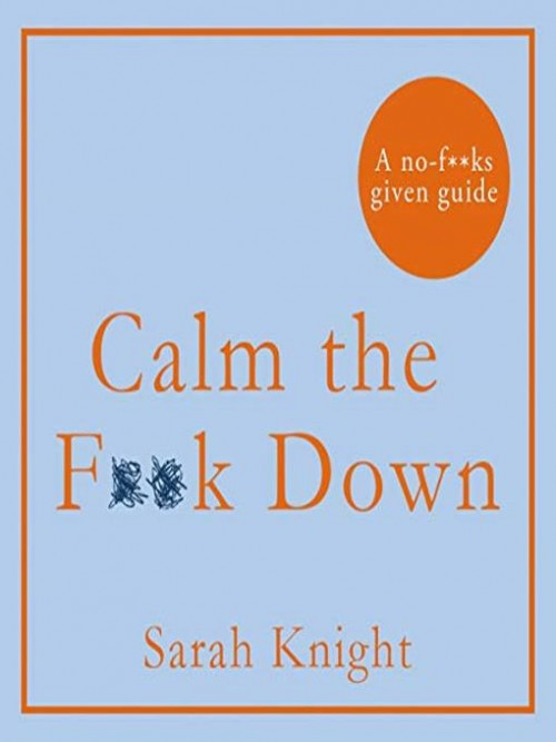 Calm the F**K Down Cover